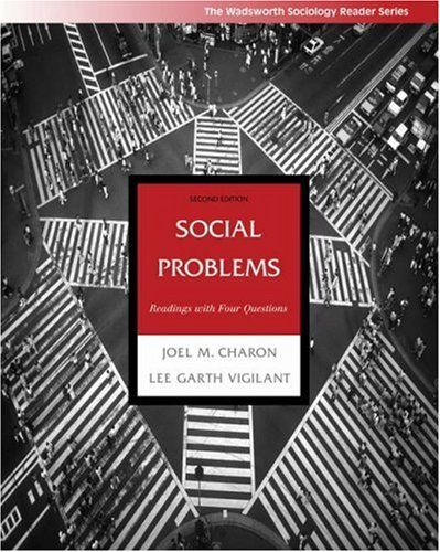 Social Problems: Readings with Four Questions 9780495004608
