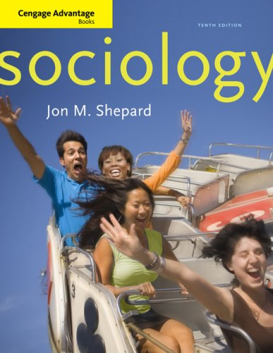 a review of john m shepards book sociology George a lundberg jump to navigation jump to search  books trends in american sociology (with read bain and nels anderson) harper, 1929 edited volume of a.