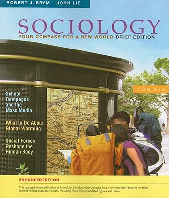 Sociology : A Brief Introduction by Richard T. Schaefer (2012, Paperback)
