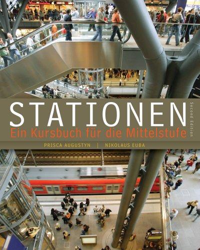 Stationen: Ein Kursbuch Fur die Mittelstufe 9780495902850
