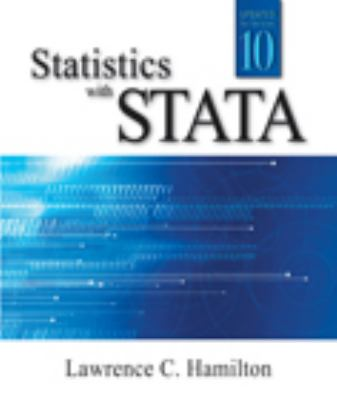 Statistics with Stata: Updated for Version 10 9780495557869