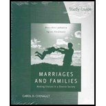 Study Guide for Lamanna/Riedmann's Marriages & Families: Making Choices in a Diverse Society, 10th 9780495507932