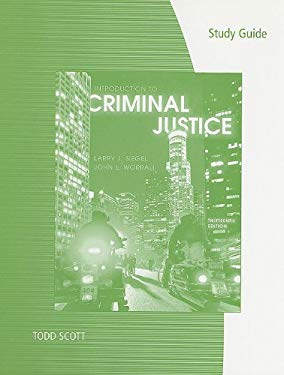 Introduction to Criminal Justice 9780495914426