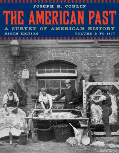 american history a survey capter 1 Voices of freedom: a documentary history  an american history, vol 1  he regularly teaches the nineteenth-century survey at columbia university,.