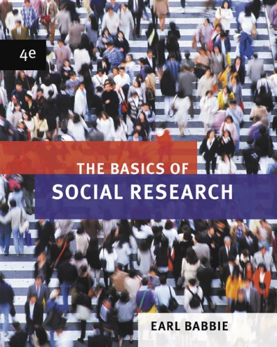 The Basics of Social Research 9780495094685