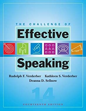 The Challenge of Effective Speaking 9780495502173