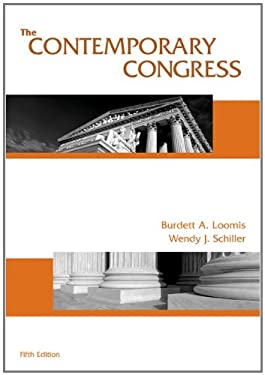 The Contemporary Congress 9780495004240