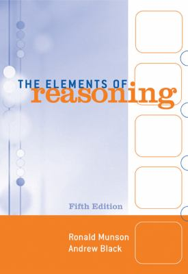 The Elements of Reasoning 9780495006985