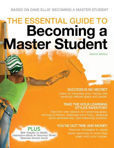 The Essential Guide to Becoming a Master Student 9780495913719