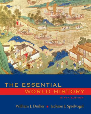 The Essential World History 9780495902270