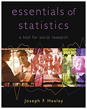 The Essentials of Statistics: A Tool for Social Research 9780495009757
