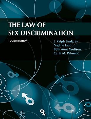 The Law of Sex Discrimination 9780495793229
