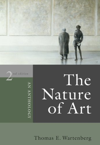 The Nature of Art: An Anthology 9780495093558