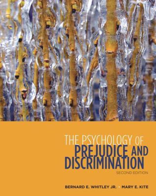 The Psychology of Prejudice and Discrimination 9780495811282