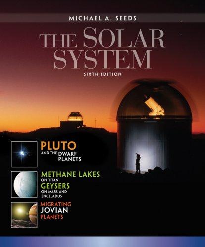 The Solar System 9780495387879