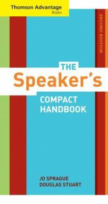 The Speaker's Compact Handbook 9780495565499