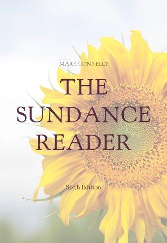 The Sundance Reader 9780495912941