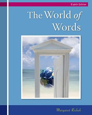 The World of Words: Vocabulary for College Success 9780495802556