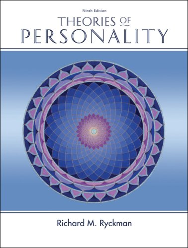 Theories of Personality - 9th Edition