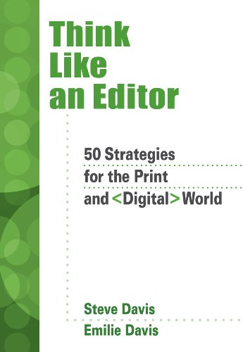 Think Like an Editor: 50 Strategies for the Print and Digital World 9780495001294
