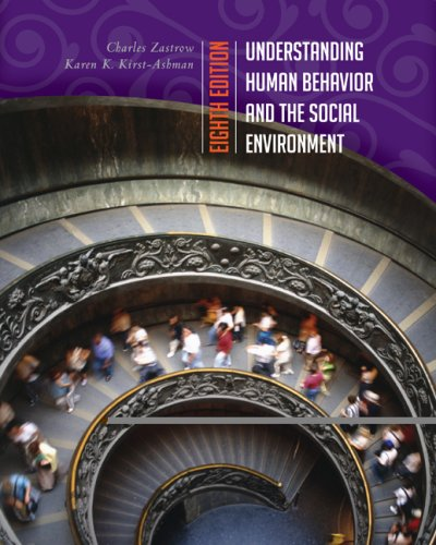 Understanding Human Behavior and the Social Environment 9780495603740