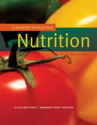 Understanding Nutrition (with Cengagenow, Infotrac 2-Semester Printed Access Card) [With Infotrac] 9780495116691