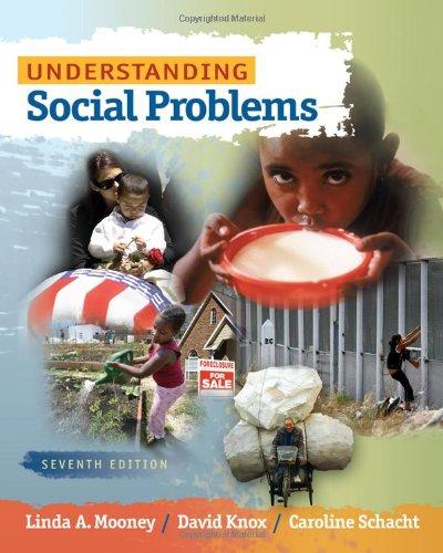 Understanding Social Problems 9780495812968