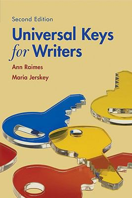 Universal Keys for Writers with 2009 MLA Update Card 9780495899969