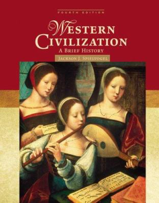 Western Civilization: A Brief History 9780495099734
