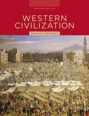 Western Civilization - 7th Edition by Jackson J. Spielvogel ...