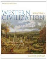 Western Civilization: A Brief History 9780495571476