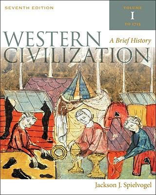 Western Civilization: A Brief History, Volume I: To 1715 9780495571483