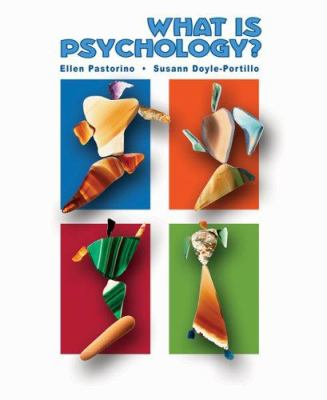 What Is Psychology? 9780495032090
