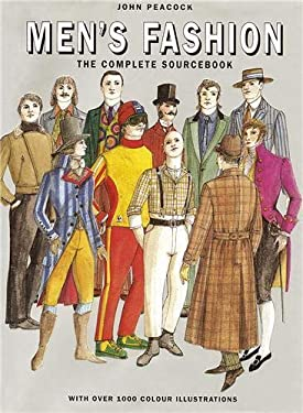 Men's Fashion: The Complete Sourcebook 9780500017258