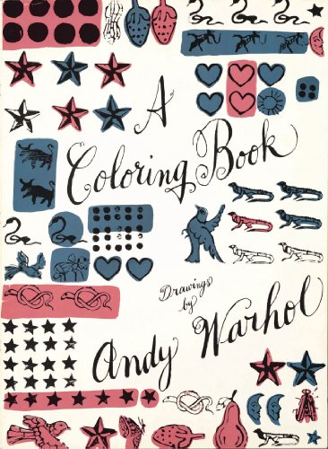 A Coloring Book: Drawings by Andy Warhol 9780500289778