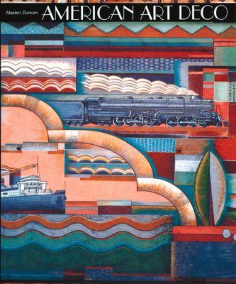 American Art Deco 9780500280935
