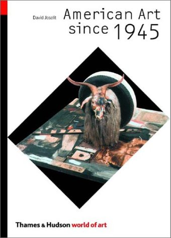 American Art Since 1945 9780500203682