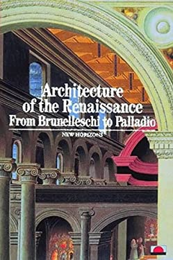 Architecture of the Renaissance 9780500300626