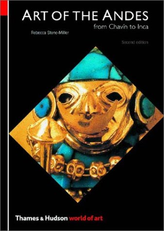 Art of the Andes: From Chav N to Inca 9780500203637