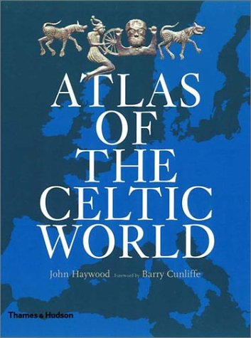 Atlas of the Celtic World 9780500051092