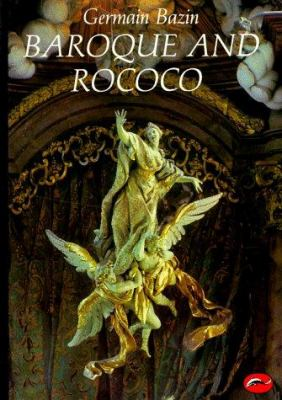 Baroque and Rococo 9780500200186