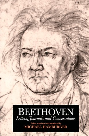 Beethoven, Letters, Journals, and Conversations 9780500273241