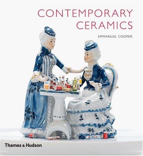 Contemporary Ceramics 9780500514870