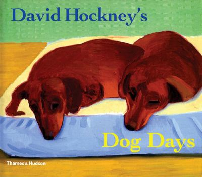 David Hockney's Dog Days 9780500286272