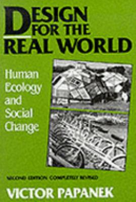 Design for the Real World: Human Ecology and Social Change 9780500273586