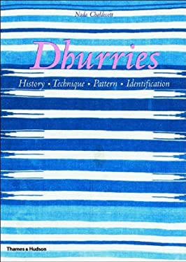 Dhurries: History, Pattern, Technique, Identification 9780500511381