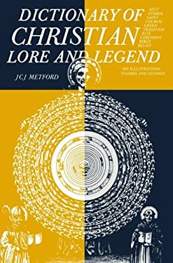 Dictionary of Christian Lore and Legend 9780500273739
