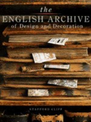 English Archive of Design Decoration, the 9780500018835