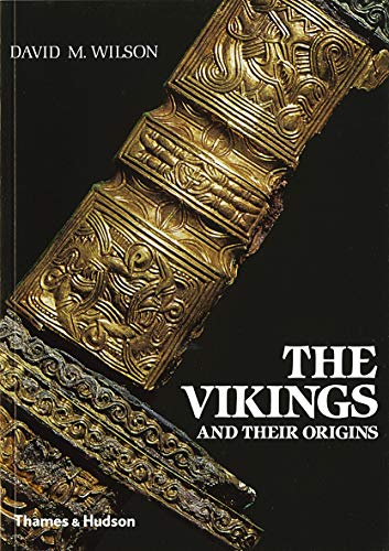 The Vikings and Their Origins 9780500275429