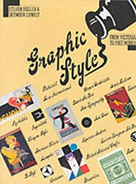 Graphic Style: From Victorian to Post-modern 9780500277997